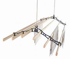 Kitchen Pulley Clothes Airer by 6 Lath Pulley Kitchen Clothes Airer Ebay