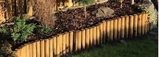 Hang Abfangen Mit Holz - holzpalisaden befestigung schutz holz vom fach