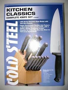 cold steel kitchen knives review skl diy uptown cold steel kitchen classic knife set 59k set