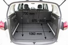 kofferraumvolumen opel zafira adac auto test opel zafira tourer 1 4 turbo ecoflex start