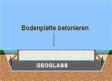Sauberkeitsschicht Unter Bodenplatte - schaumglas glaschaum granulat d 228 mmung unter der bodenplatte