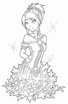 Anime Malvorlagen Free Free Printables Anime Style Characters Coloring Pages