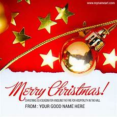 merry christmas photos with name write your name christmas wishes background ecard