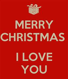 merry christmas i love you poster alexia keep calm o matic