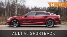 audi a5 sportback 2 0 tfsi 252 km quattro s tronic 2017