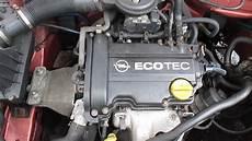 Opel Corsa C 1 0 Kalter Motor