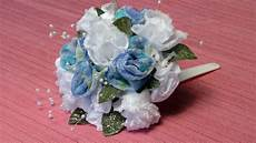 do it yourself wedding projects make floral bouquets from clothing items youtube