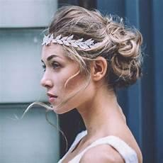 Bijoux De Cheveux Tresse Comment Porter Un Headband Sur Cheveux Longs Coiffure