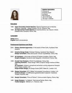 resume format new zealand develop a new zealand style cv