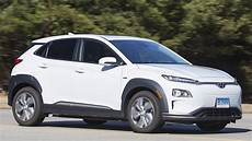 Hyundai Electric Car by 2019 Hyundai Kona Ev Electric Car Review Consumer Reports