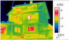 energetische sanierung schwachstellen mit der waermebildkamera kostenloser energie check bei farben merx 36391 sinntal