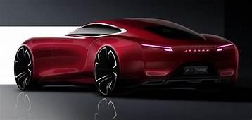 Jaguar Concept On Behance  Futuristic Cars