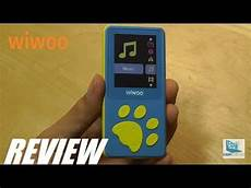 Review Wiwoo B4 Hifi Mp3 Player For
