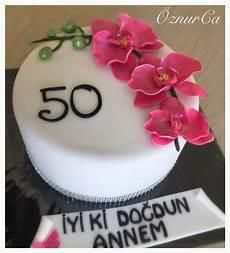 deko torte 50 geburtstag geburtstagstorte