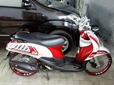 Variasi Motor Fino by Modifikasi Motor Fino 2018 Kumpulan Gambar Foto Modifikasi