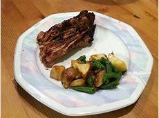 brown sugar and balsamic glazed pork loin image