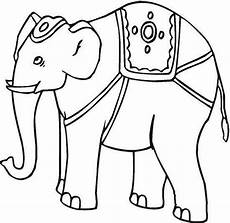 asian elephant coloring pages getcoloringpages