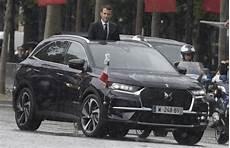 フランスのマクロン大統領が発売前のds7クロスバックで凱旋 では フランス歴代の大統領車は Clicccar