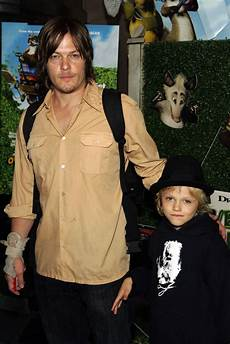 Norman Reedus Sohn - does norman reedus a his name is mingus and he