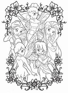 tinkerbell coloring pages printable tinkerbell coloring
