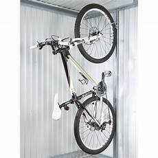fahrrad wandhalter biohort fahrrad wandhalter bikemax feuerverzinkt 8 fach