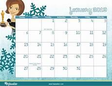 free printable 2019 calendar by tip junkie tip junkie