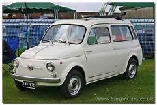simon cars fiat 500 fiat nuova 500 the even smaller