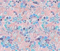 Stoff Mit Ausgefallenem Blumenmuster - fancy floral purple blue white fabric