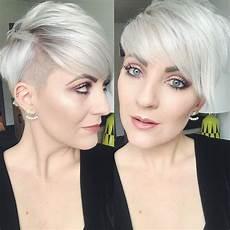 modèle coupe de cheveux femme 10 coupes de cheveux edgy pixie pour les femmes coupe de