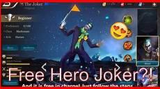 aov free the joker redeem rov