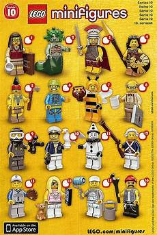 the minifigure collector lego minifigures series 10 rarity guide