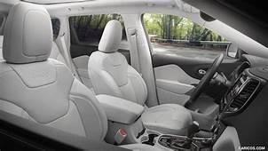 2019 Jeep Cherokee Limited  Interior Seats HD