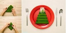 How To Make Tree Napkin Fold All Steps Diy