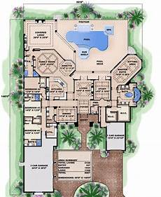 spanish hacienda style house plans luxurious spanish style house plan 66315we 1st floor