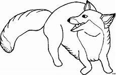 Malvorlagen Tiere Fuchs Fuchs Auf Der Jagd Ausmalbild Malvorlage Tiere