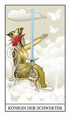 Königin Der Schwerter - tarot k 246 nigin der schwerter