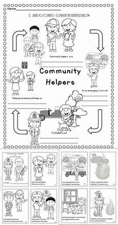 worksheet community helpers worksheet grass fedjp