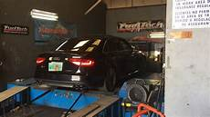 apr stage 1 tuned b8 5 2013 audi s4 dyno run youtube