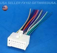 Clarion 18 Pin Wire Harness Vx404 Nx404 Nx602 Nx604