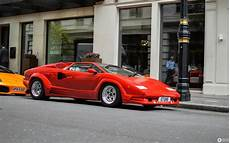 Lamborghini Countach 25th Anniversary 24 August 2017