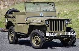 Military History Of The Jeep