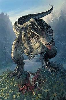 t rex vs any other therapod dinosaur battles comic vine