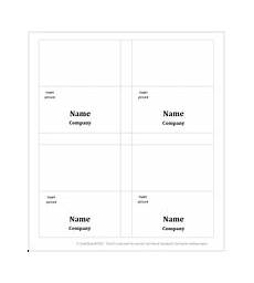 tent card template ms word free name tent printer templates 87527 c line products