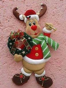 patrones hacer figuras navide 241 as en fieltro10 navidad fieltro navidad navidad y