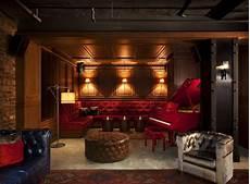 Classic Piano Bar Interior Design Ewelina Jankowska
