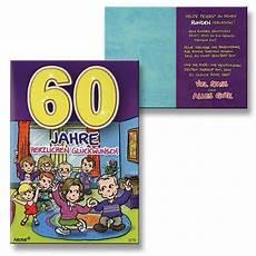 geburtstagskarte zum 60 geburtstag archie geburtstagskarte zum 60 geburtstag junge m 228 dchen