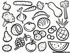 Ausmalbilder Mit Obst Vorlagen Zum Ausdrucken Ausmalbilder Obst Und Gem 252 Se