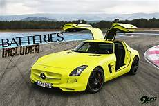 sls electric drive sls amg electric drive batteries included 9tro