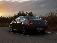 508 Sedan 1st Generation 508 Peugeot Database