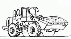 Ausmalbilder Bagger Traktor Ausmalbilder Bagger 04 Bilder Malvorlagen